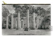 Old Sheldon Church Ruins, South Carolina Carry-all Pouch