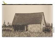 Old Shingled Farm Shack Carry-all Pouch