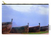 Old Sicilian Fishing Boats Carry-all Pouch