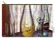 Old Soda Bottles Carry-all Pouch