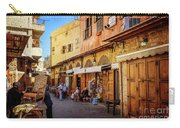 Old Souk Of Sidon Carry-all Pouch