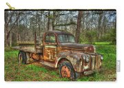 Old Still Art 1947 Ford Stakebed Pickup Truck Ar Carry-all Pouch