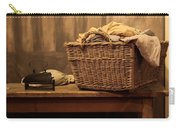 Old Style Laundry Carry-all Pouch