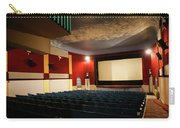 Old Theater Interior 1 Carry-all Pouch by Marilyn Hunt