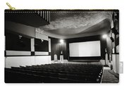 Old Theatre 3 Carry-all Pouch by Marilyn Hunt