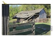 Old Tilted Barn Indiana Carry-all Pouch