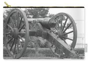 Old Time Cannon Carry-all Pouch