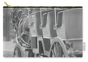Old Time Horse And Buggy Carry-all Pouch
