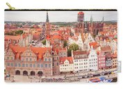 Old Town Gdansk Carry-all Pouch