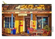 Old Town Ice Cream Parlor Carry-all Pouch