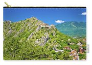 Old Town Knin On The Rock View Carry-all Pouch