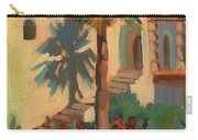 Old Town La Quinta Palm Carry-all Pouch