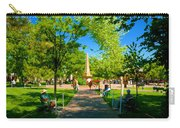 Old Town Square Santa Fe Carry-all Pouch