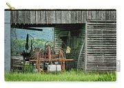 Old Tractor - Missouri - Barn Carry-all Pouch