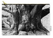 Old Tree Ground Up Carry-all Pouch