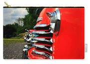Old Truck Grille Carry-all Pouch