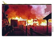 Old Tucson Arizona In Flames 1995  Carry-all Pouch