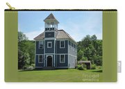 Old Two Room School House Carry-all Pouch