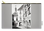 Old Viennese Courtyard Carry-all Pouch