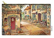 Old Village 3 Carry-all Pouch
