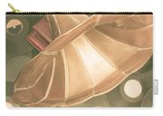 Old Vinyl Record Gramophone Carry-all Pouch