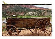 Old Wagon Carry-all Pouch