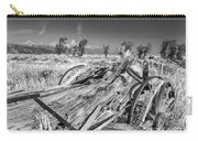 Old Wagon, Jackson Hole Carry-all Pouch