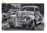Old Warrior - 1940 Ford Race Car Carry-all Pouch