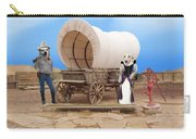 Old West Dogs Carry-all Pouch