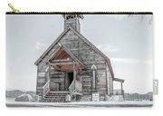 Old West Church Carry-all Pouch