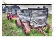 Old West Wagons Carry-all Pouch