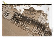 Old Western Town Carry-all Pouch