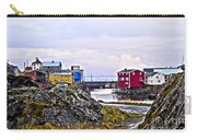 Old Whaling Village Nyksund Carry-all Pouch
