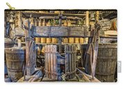 Old Wine Press 2 Carry-all Pouch