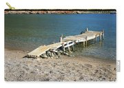 Old Wooden Dock Carry-all Pouch