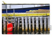 Old Wooden Pier In Newfoundland Carry-all Pouch