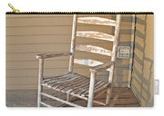 Old  Wooden  Rocking  Chair Carry-all Pouch