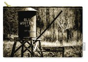 Old Wooten Carry-all Pouch