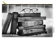 Old World Books Carry-all Pouch