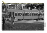 Old Ybor City Trolley Carry-all Pouch