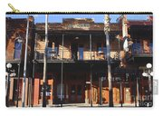 Old Ybor Carry-all Pouch by David Lee Thompson