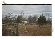Old Yellow Meeting House Carry-all Pouch