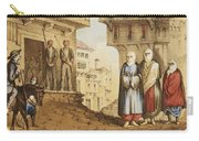 Oldmixon, John Gleanings From Piccadilly To Pera. Carry-all Pouch