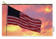 Ole Glory Carry-all Pouch
