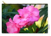 Oleander Blooming Carry-all Pouch
