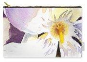 Oleander Flower By Irina Sztukowski Carry-all Pouch