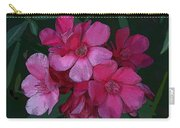 Oleanders In Pink Carry-all Pouch