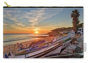 Olhos D'agua Village Sunset Carry-all Pouch