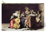 Olis: A Musical Party Carry-all Pouch