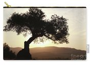 Olive At Sunset Carry-all Pouch